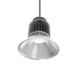 Campânulas led industriais