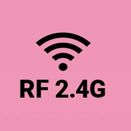 Regulación RF 2,4GHz