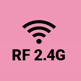 Regulação RF 2,4GHz