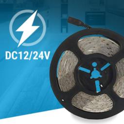 TIRAS LED DC12/24DC