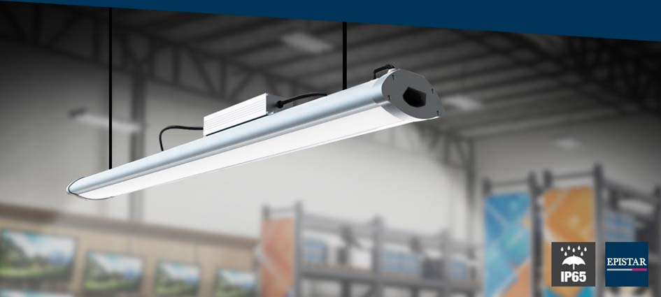 Campanas lineales led