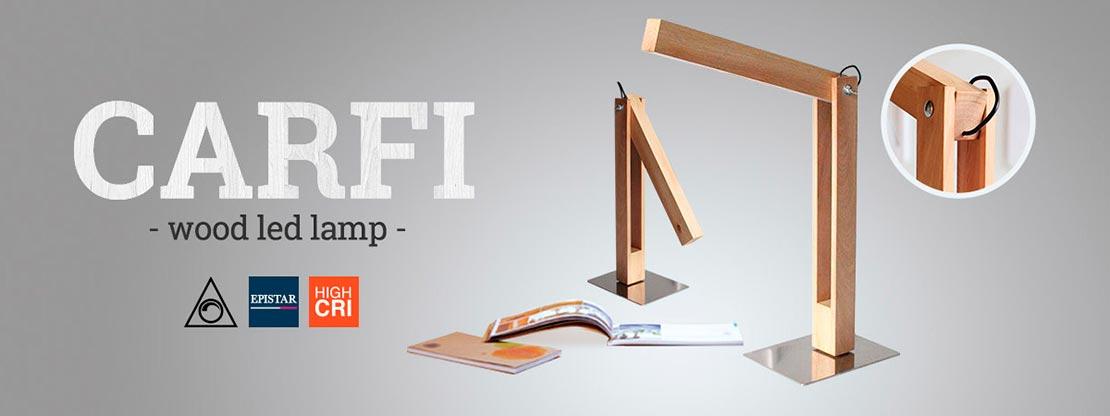 Banner CARFI lamp
