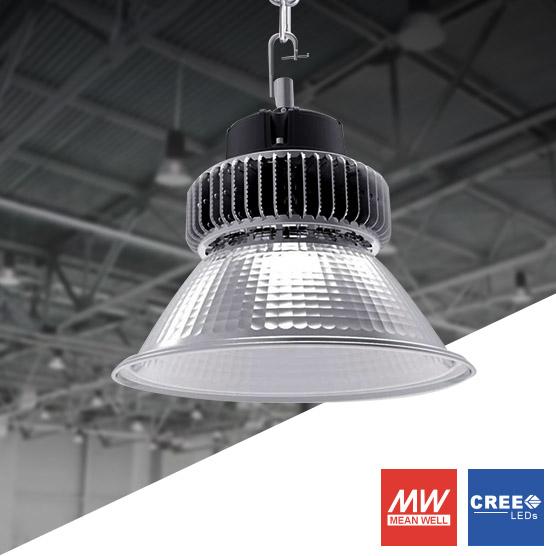 CAMPANAS LED CREE + MW