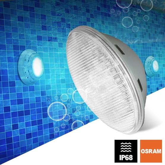 Iluminaci n led para exteriores focos y proyectores - Focos led piscinas ...