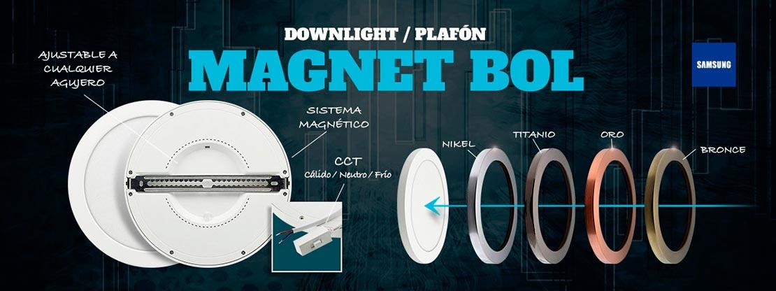 MAGNET BOL Downlight - Plafon