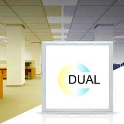Paneles LED DUALES
