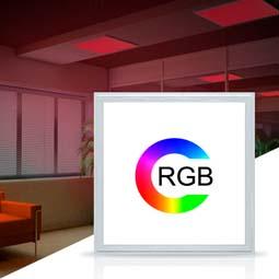 Panel LED RGB