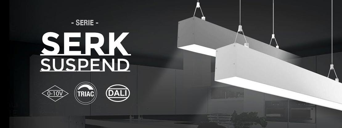 SERK lamp suspend