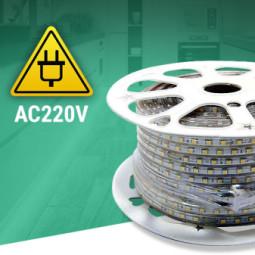 TIRAS LED AC220V