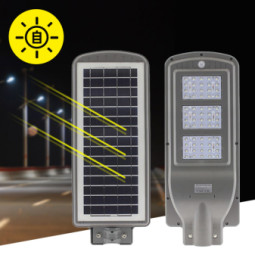 FAROLAS LED SOLAR URBAN