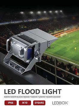Catálogo Proyectores LED STD
