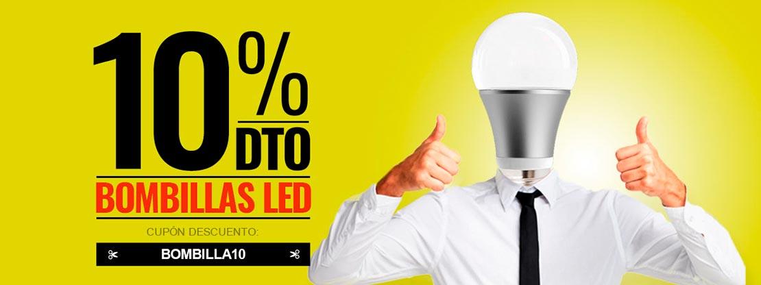 10% Dto. en perfiles de aluminio