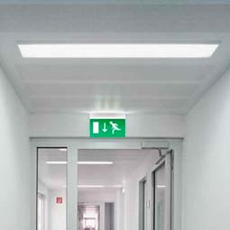 LUCES DE EMERGENCIA LED