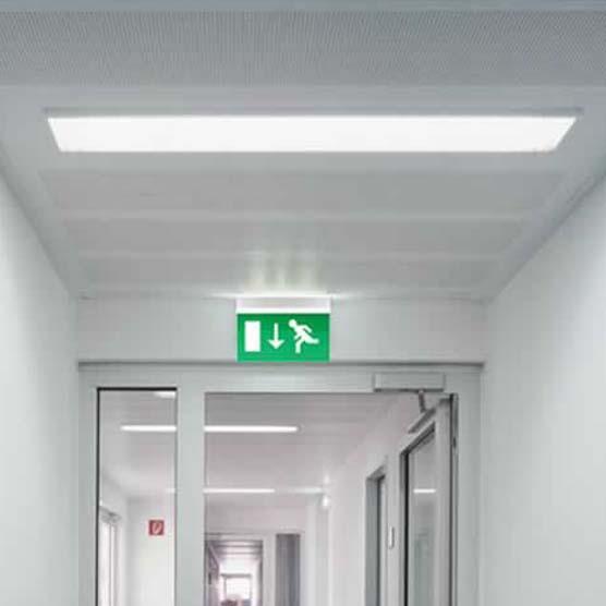 LUCES DE EMERGENCIA LED