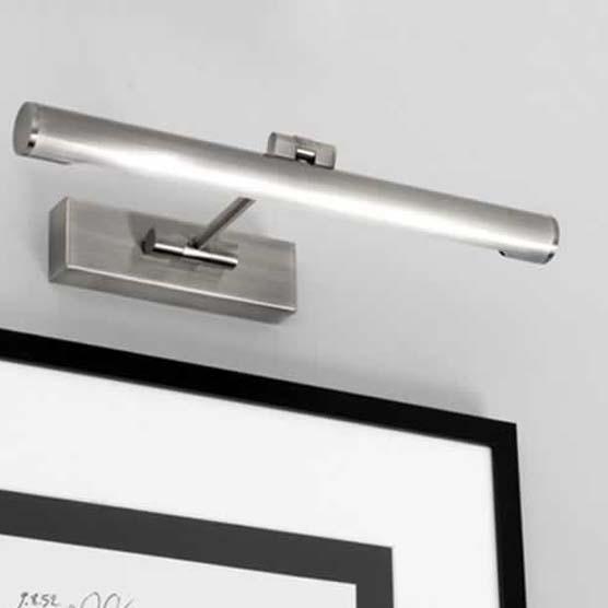 Iluminaci n led para interior focos downlights - Apliques para cuadros ...