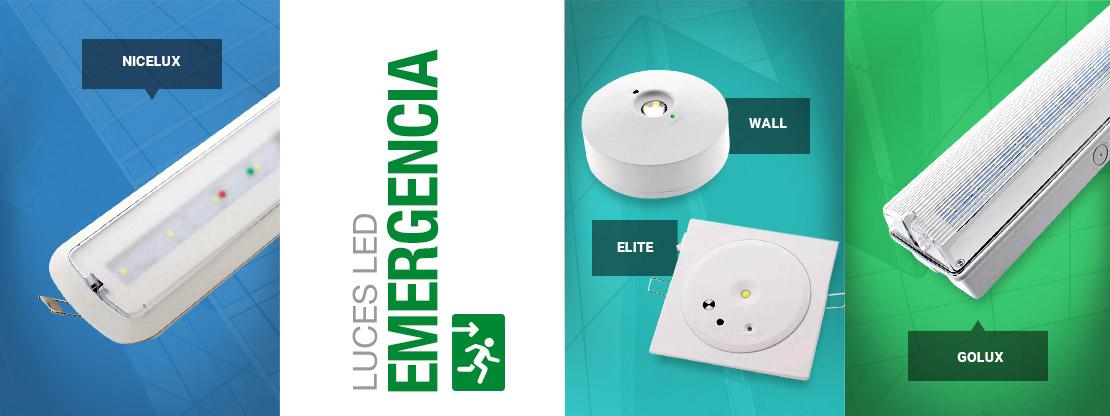 Banner Luces de emergencia
