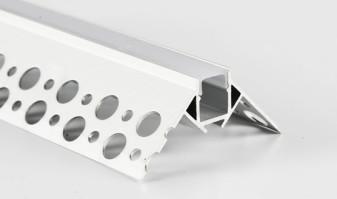 Perfil arquitectonico para fitas led