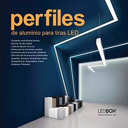 Catálogo Perfilería de aluminio