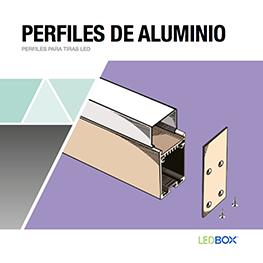 Catálogo perfiles de aluminio