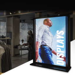 DISPLAYS PUBLICITARIOS LED