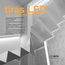 Catálogo de Tiras LED