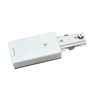 Conector carril bifásico a red