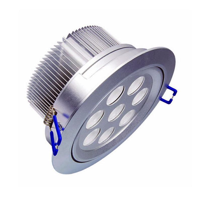 Downlight LED 24W,  blanco cálido