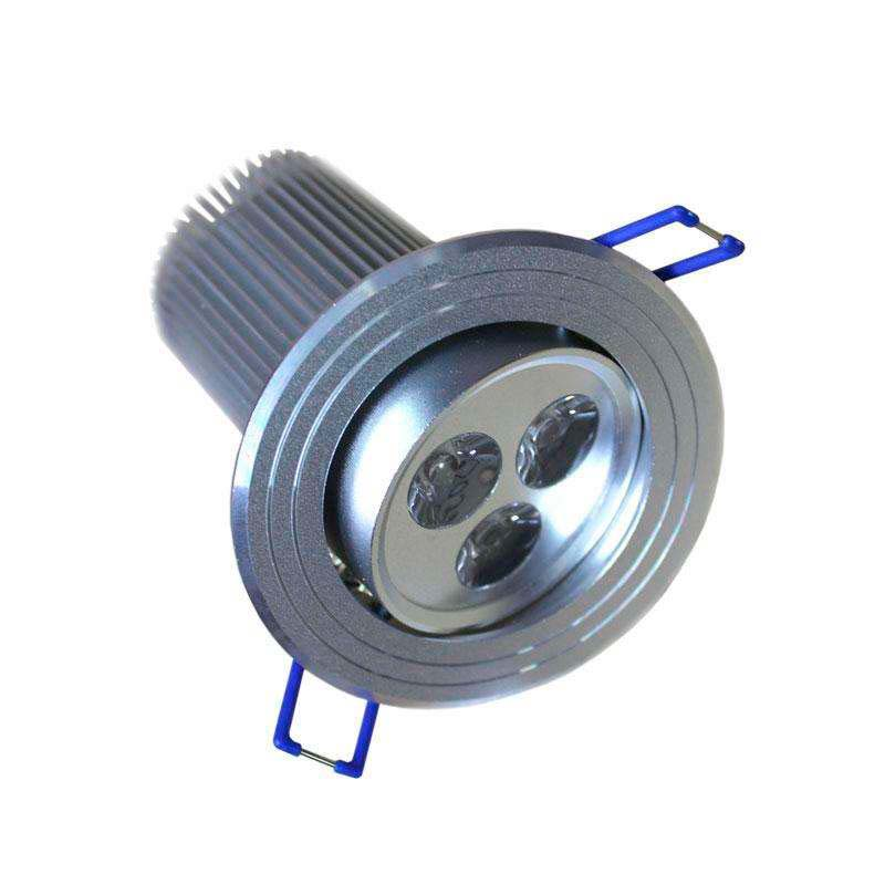 Downlight VIK LED 9W, Regulable