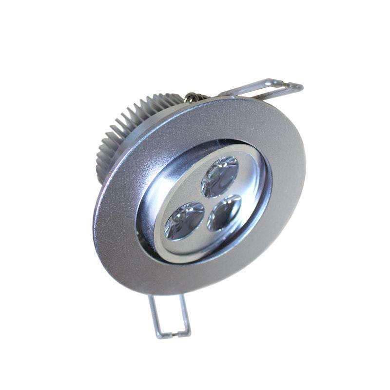 Downlight VIK LED 3W, Regulable