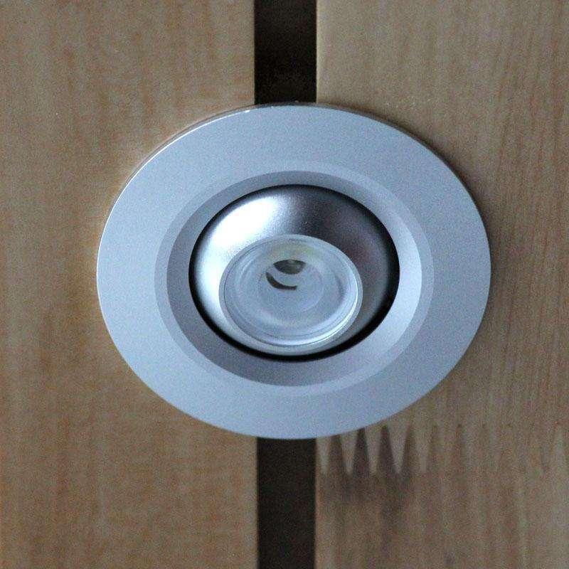 Downlight LED basculante 3W