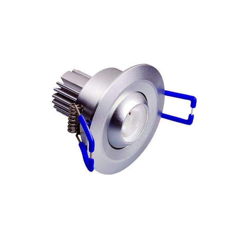 Downlight LED 3W,  blanco fr?o