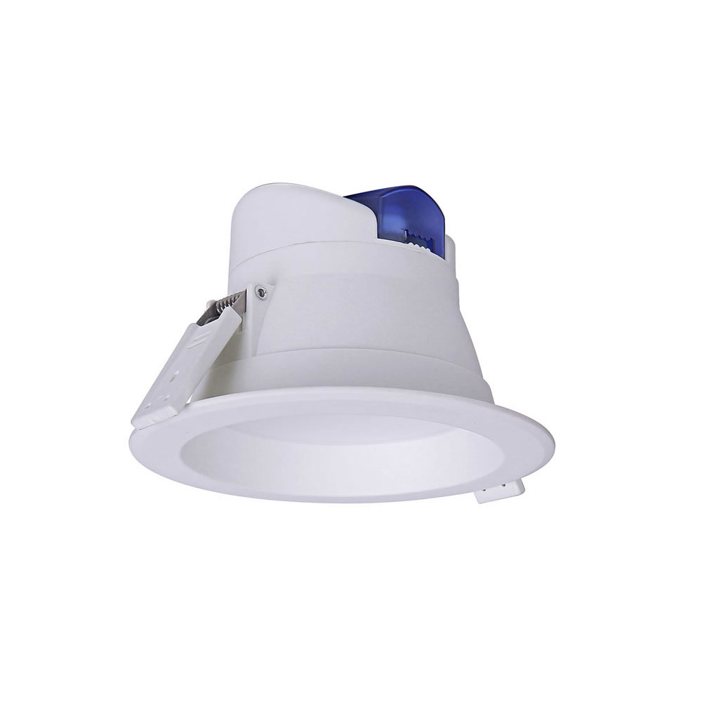 Downlight Led WOOK, 9W, TRIAC regulable, Especial para baños, Blanco frío, Regulable