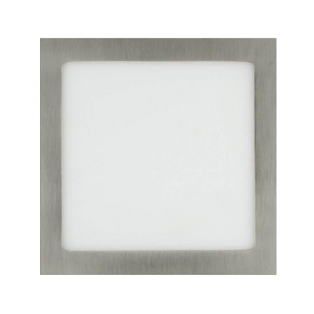 Downlight Led OSRAM, 20W,  silver, cuadrado, CCT ajustable