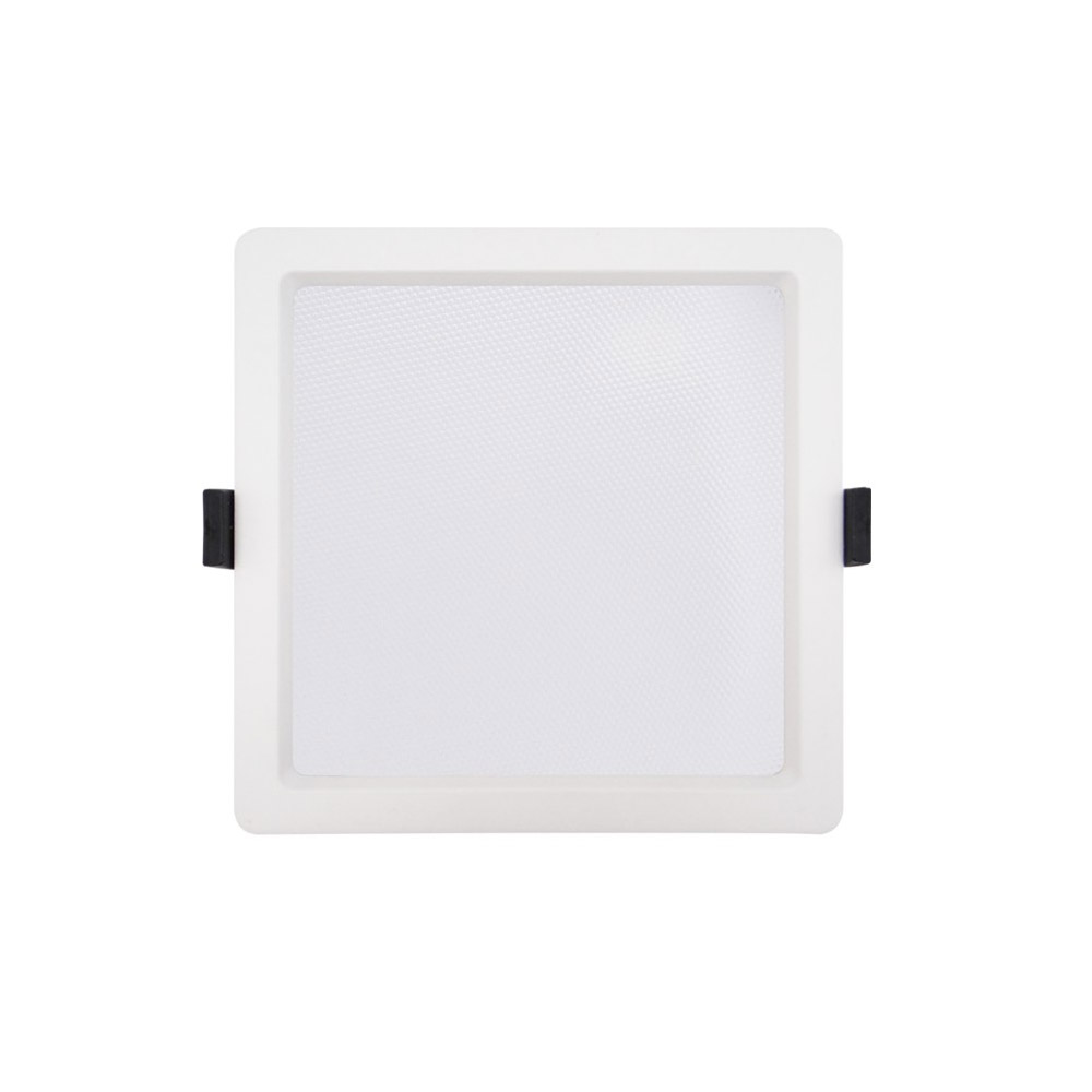 Downlight Led OSRAM, 15W, blanco, cuadrado, CCT ajustable, UGR17