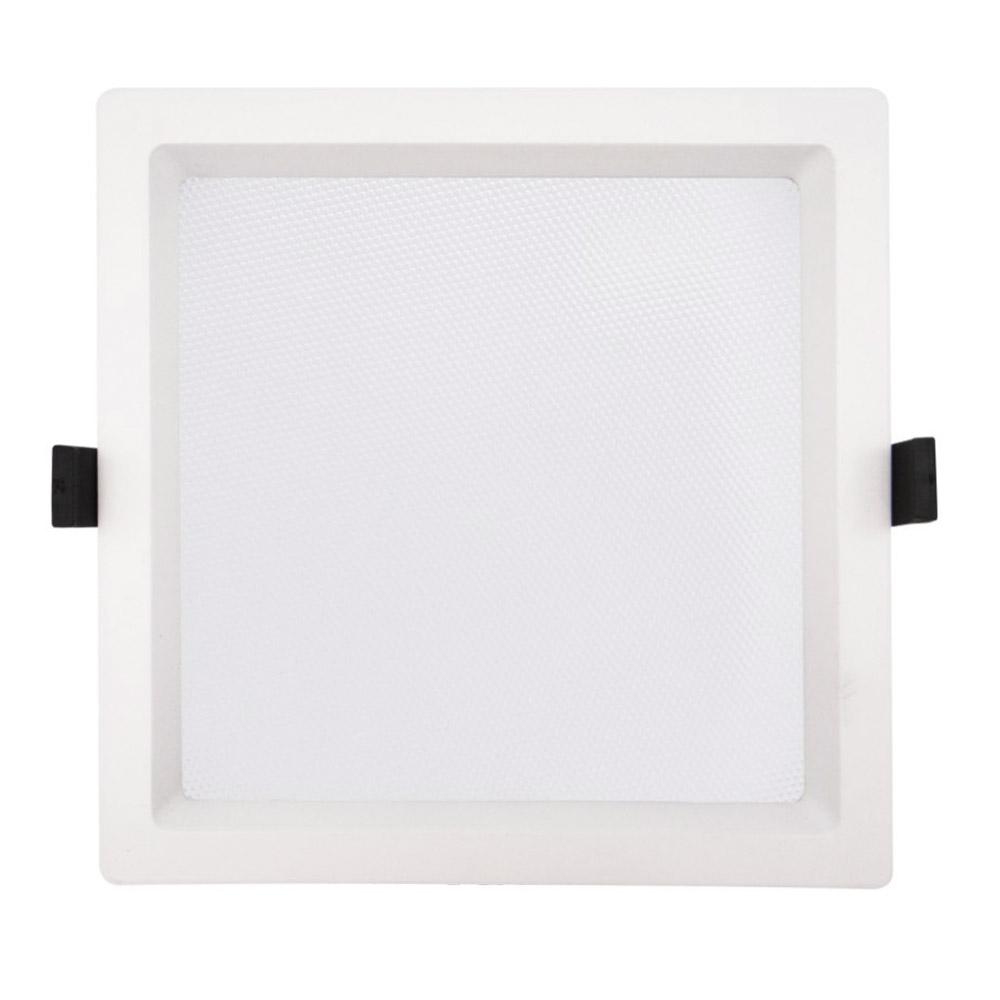 Downlight Led OSRAM, 30W, blanco, cuadrado, CCT ajustable, UGR17