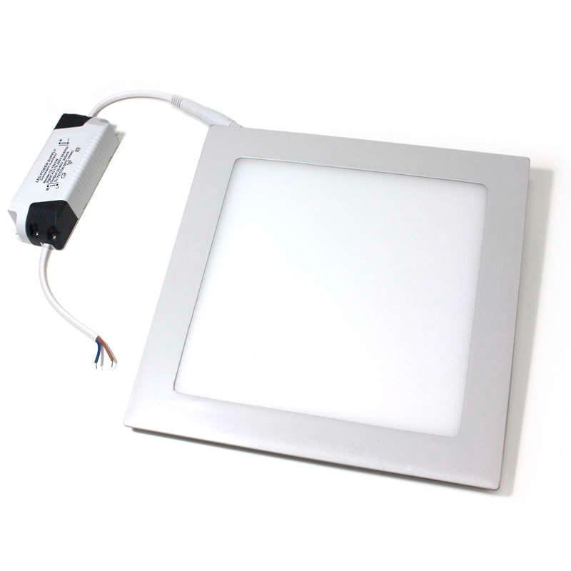 Downlight Led MARAK 12W, aluminio lacado en color blanco