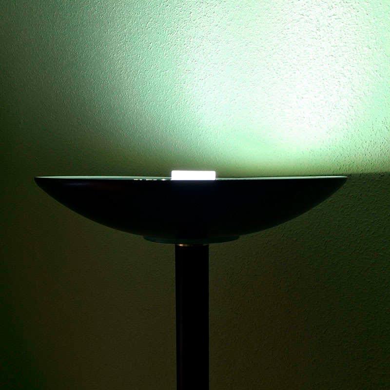 LED ROUND 12W