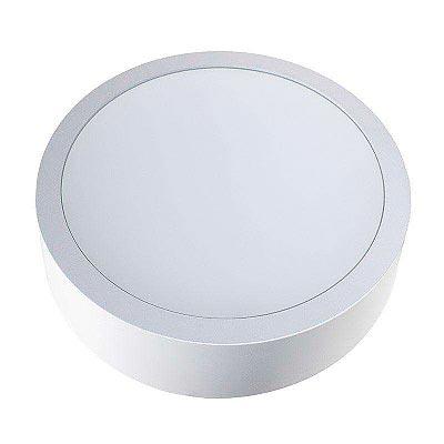 Plafón Led CRONOS ROUND 23W, regulable, Blanco frío, Regulable