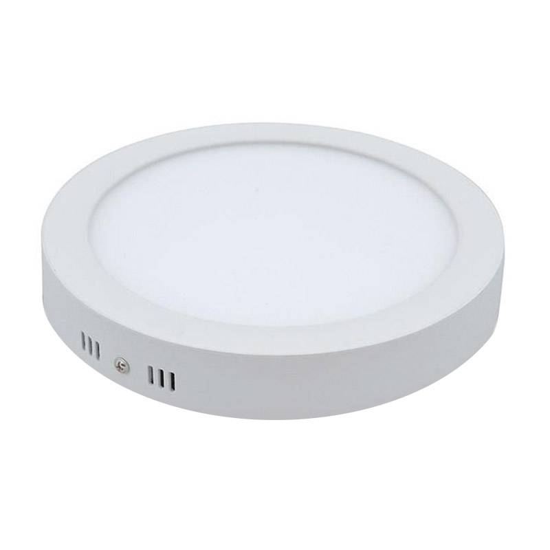 Plafón Led KRAMFOR 25W, superficie, Ø285mm