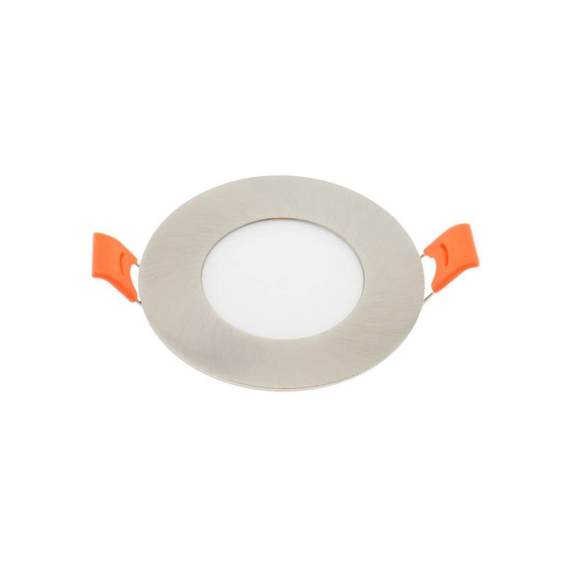 Downlight Led KRAMFOR 5W Silver Slim