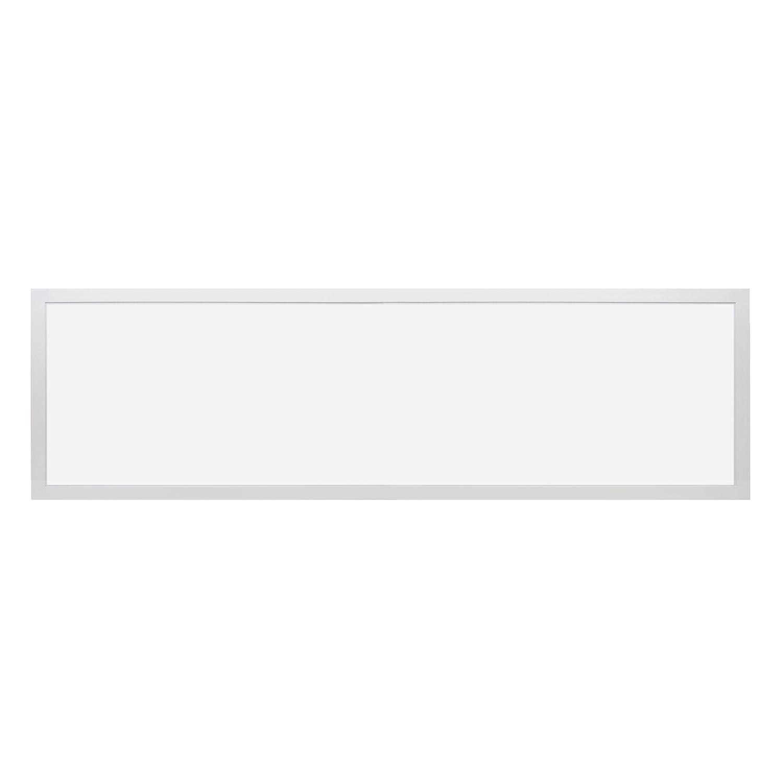 Plafón Led MARAK BIG 50W, 30x120cm, superficie, Blanco cálido