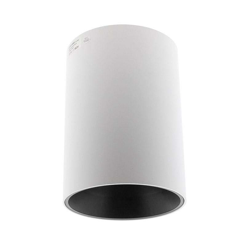 PROLUX Housing Round Ø135, blanco