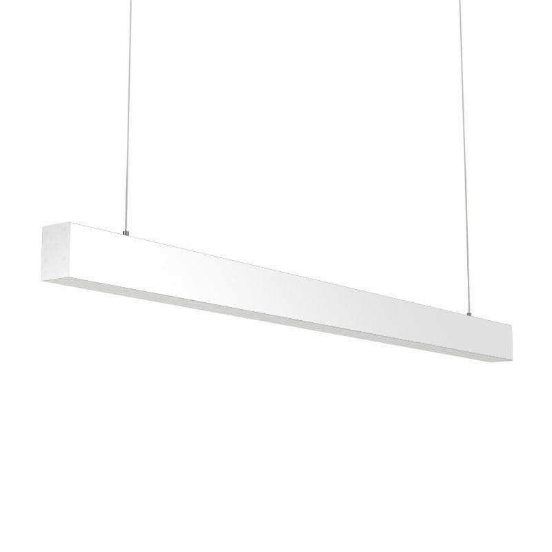 9c279860de Lámpara colgante SERK, 70W, 208cm, TRIAC regulable, blanco ...
