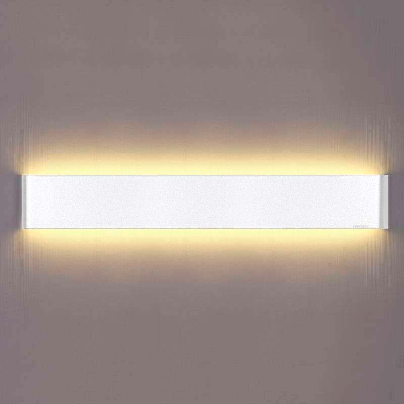 Aplique Led KEWO 590, 20W, blanco