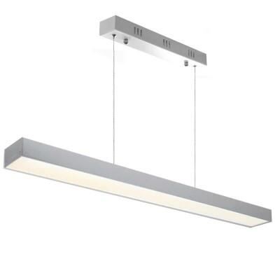 Lámpara colgante ZAK SUSPEND, 35W, 100cm, Blanco frío