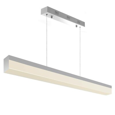Lámpara colgante MASAT SUSPEND, 35W, 100cm, Blanco neutro
