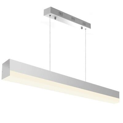 Lámpara colgante NORLUX SUSPEND, 35W, 100cm, Blanco frío