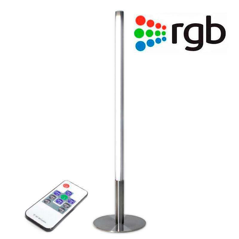 Lámpara de mesa led RGB LUMO RONDIGI