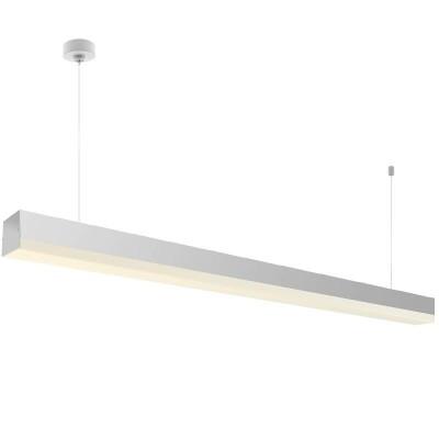 Lámpara colgante NORLUX SUSPEND, 70W, 200cm, Blanco frío