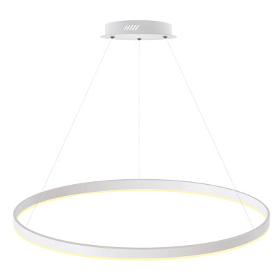 Luminaria colgante RING 56W, Ø900mm, Blanco neutro